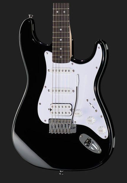 Fender Squier Bullet Strat HSS RW BK