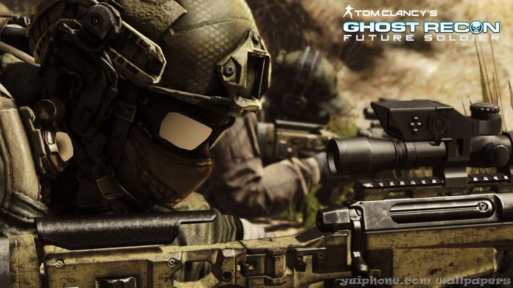 Ghost Recon Future Soldier Call Your Target