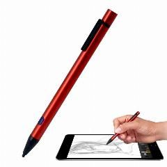 [ 18% OFF ] Metal Active Capacitive Stylus Pen Usb Charging Universal Screen Touch Pen For Iphone Ipad Samsung Tablet Pc