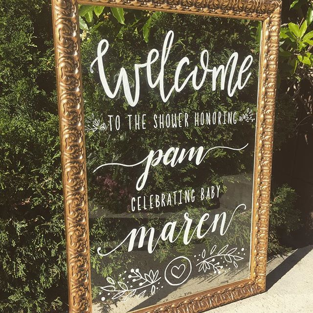 Best 25+ Baby shower signs ideas on Pinterest | Baby ...