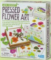 4M-Projects Pressed Flower Art Kit Activity Craft Kit