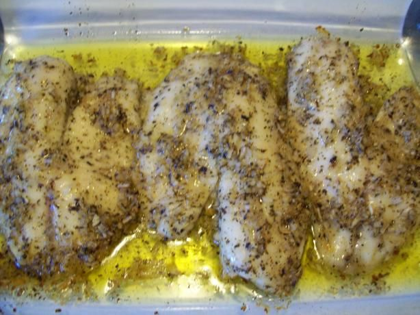 """Fish Marinade for People Who Hate Fish.""  Another suggestion I found:  Skinless salmon marinated for 12-24 hours in 3/4 cup maple syrup and 1/4 cup soy sauce, then bake on oiled foil."