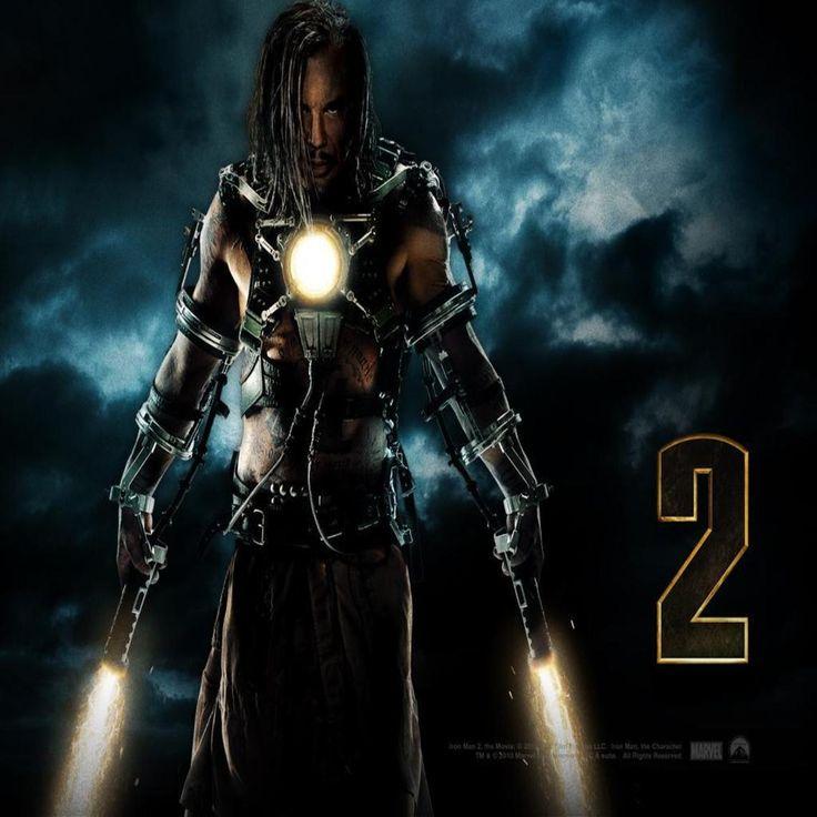 Whiplash: Iron Man2
