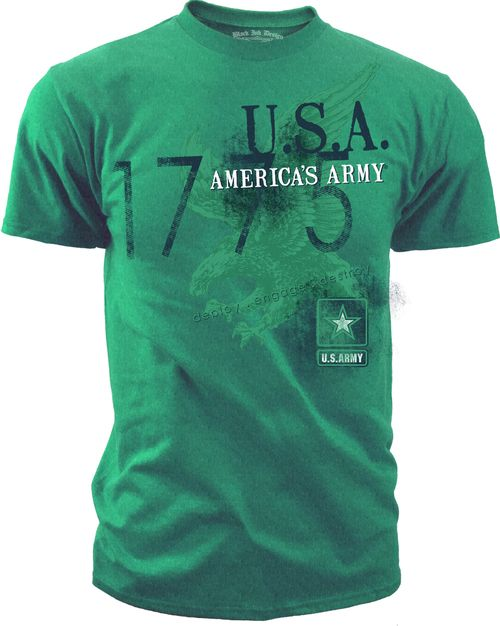 Men's Army T-Shirt - US Army America's Army