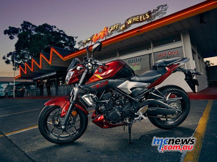 Yamaha MT-03 reviewed by Boris Mihailovic
