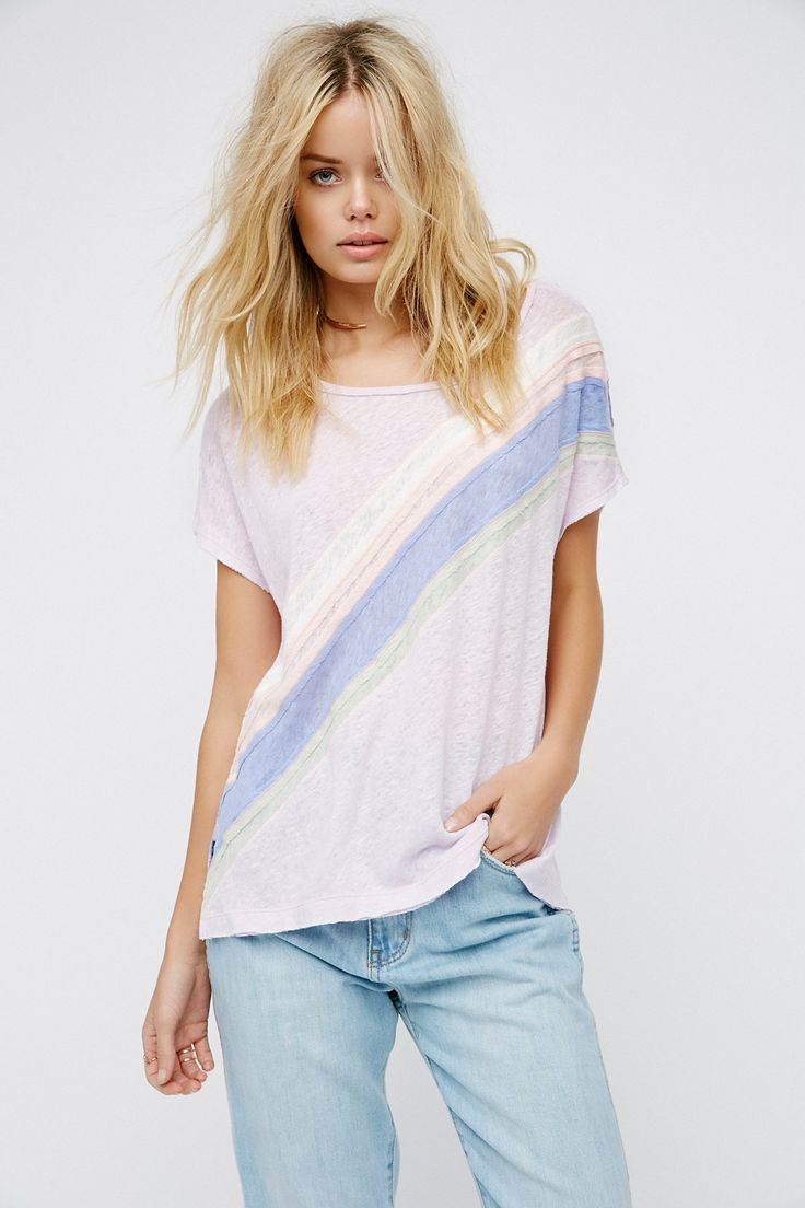 Shop our We The Free Thien Tee at FreePeople.com. Share style pics with FP Me, and read & post reviews. Free shipping worldwide - see site for details.