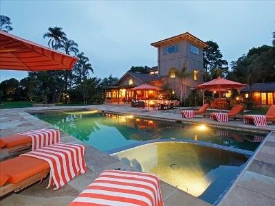 Santa Barbara family retreat