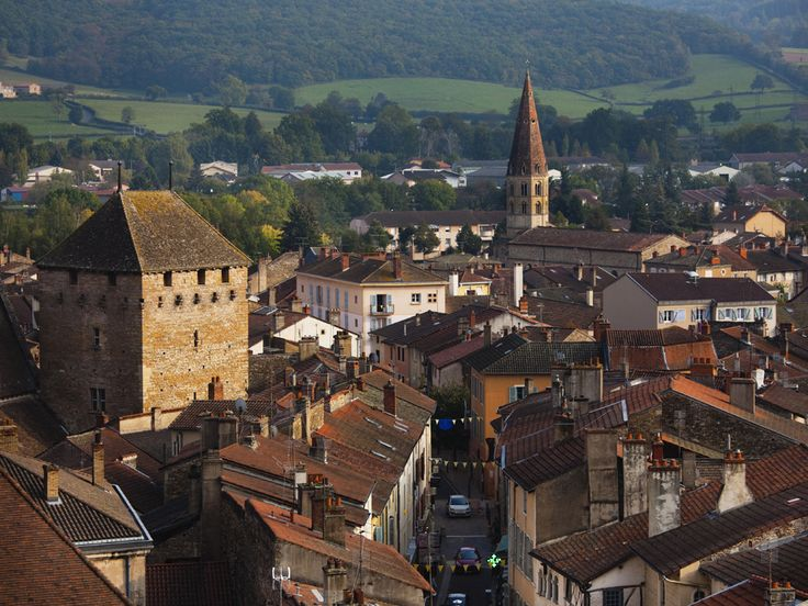Macon, France : Burgundy: The Heart of France's Wine Country : TravelChannel.com