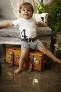 Sooki Baby pirate boys play suit. $34.95 www.cookiesandcream.com.au