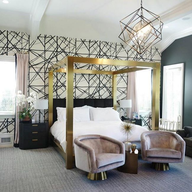16 Fantastic Master Bedroom Decorating Ideas: 17 Best Images About Chic Bedrooms On Pinterest