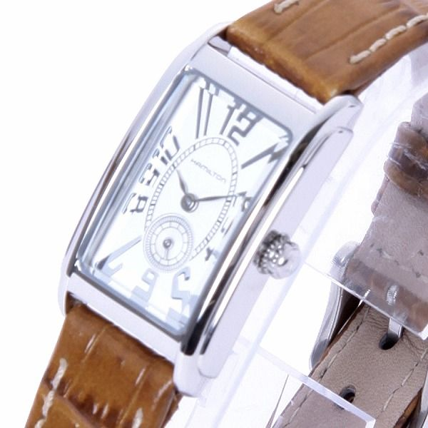 HAMILTON ハミルトン アードモア レディース 腕時計 【国内正規品】 H11211553: TiCTAC 腕時計の通販サイト【チックタックオンラインストア】