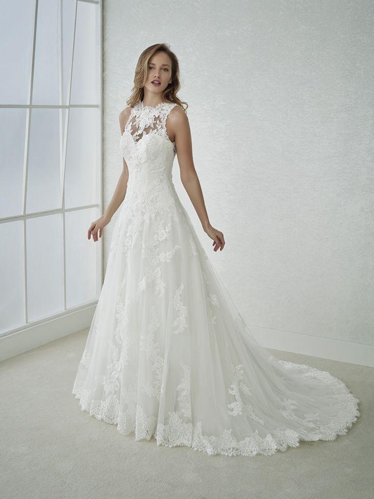 21 best Wedding Dresses images on Pinterest | Wedding frocks ...