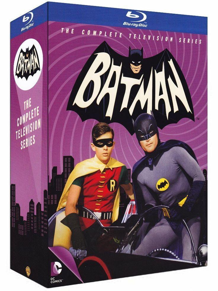 ¡Chollazo! Batman – La Serie Tv Completa (1966-1968) (13 Blu-Ray) [Italia] [Blu-ray] por 27,80 euros.