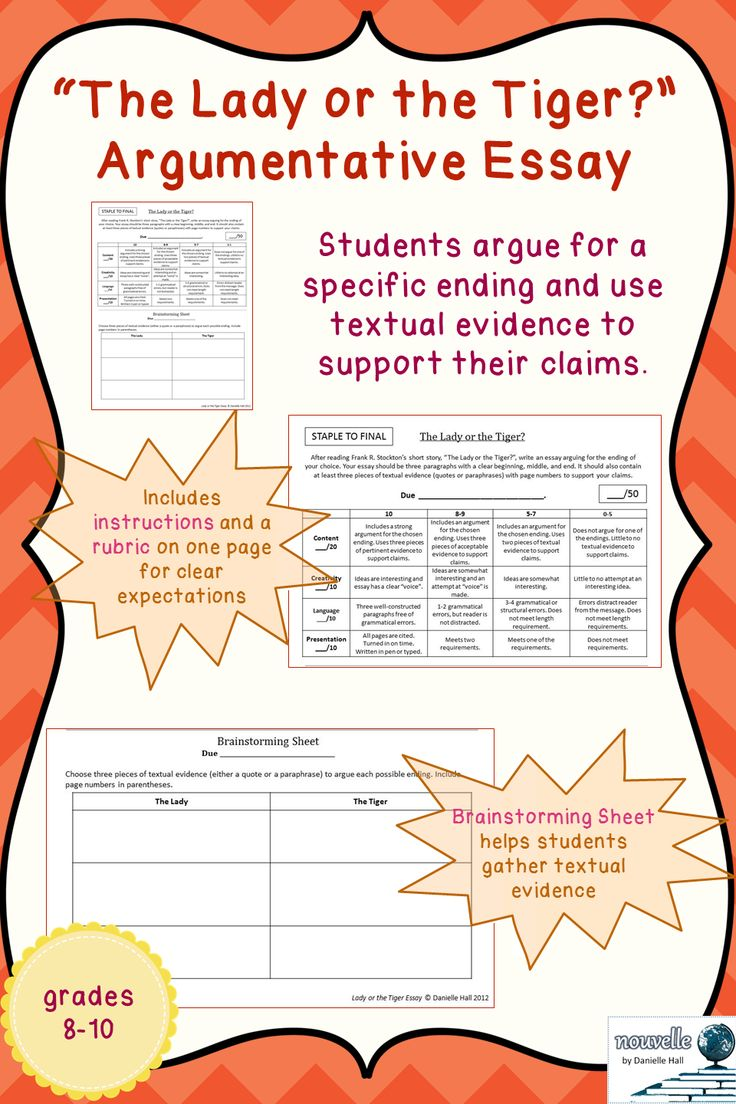 best images about tasc writing anchor charts explore frank r stockton s story this argumentative essay students defend an ending using