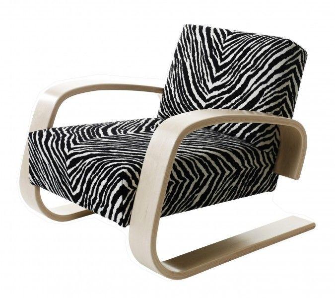 armchair 400 / Alvar Aalto / ARTEK