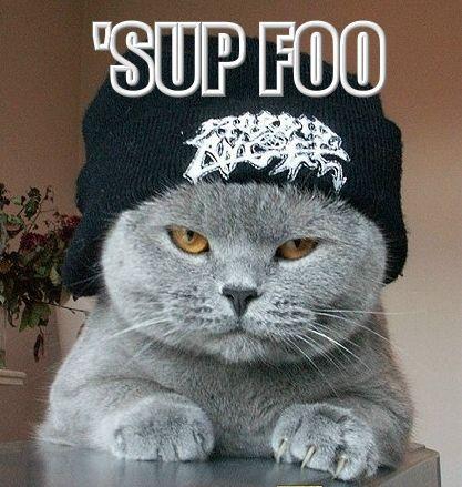 'Sup Foo?