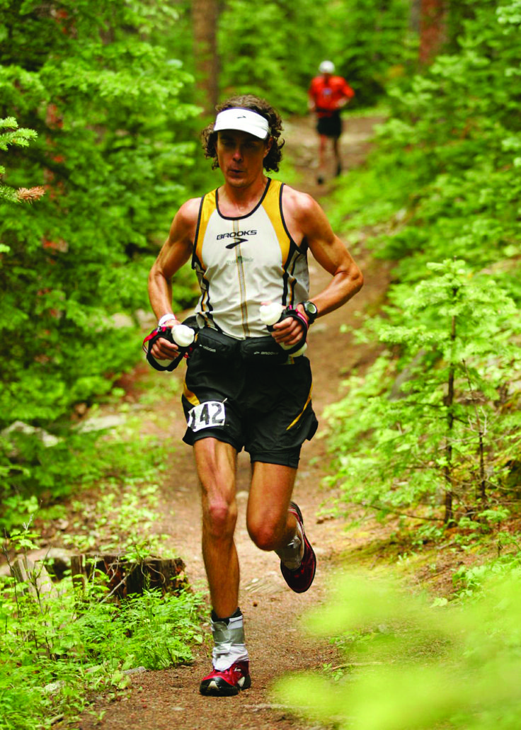 Fit on the Fly: Ultramarathoner Scott Jurek's In-Transit Snacks