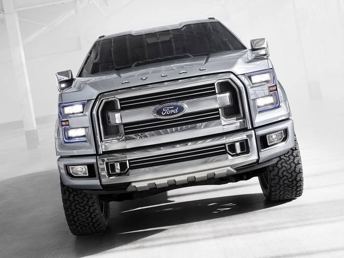 2015 ford f 150 atlas. ford drops a new f150 pickup on detroit 2015 f 150 atlas