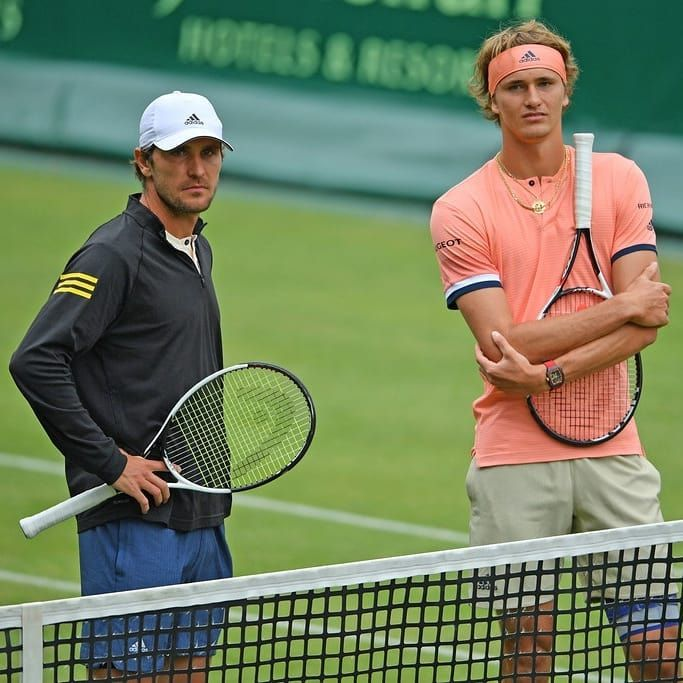 Zverev Brothers Alexander Zverev Tennis Professional Tennis Pictures