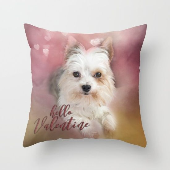 valentine pillow ideas