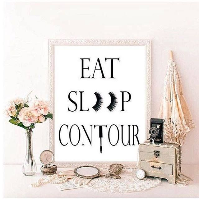 Something we can do during the weekend perhaps? Rinse and repeat! #weekend #weekendplans #contour