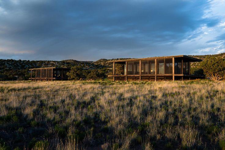 Het leven op The Cerro Pelon Ranch - wonen voor mannen - ranch, amerika, boederij, cowboy, new mexico, paarden