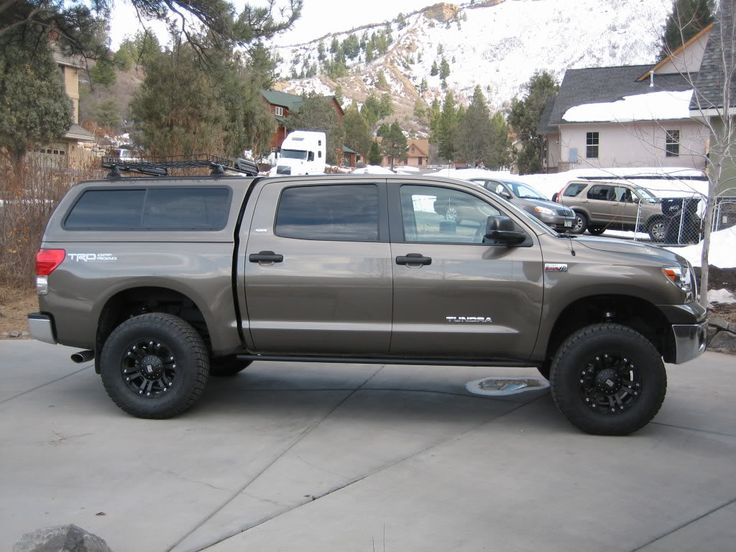 offroad toyota tundra camper | ... lift and tire combo - TundraTalk.net - Toyota Tundra Discussion Forum