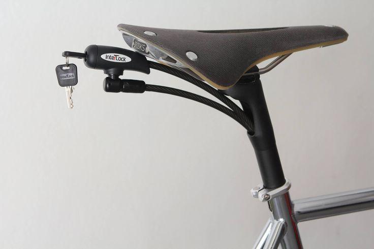 Das InterLock – Ein Fahrradschloss im Sattel | Sports Insider Magazin