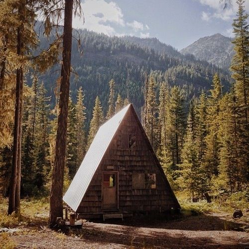 17 Best Images About Modern Cabins On Pinterest