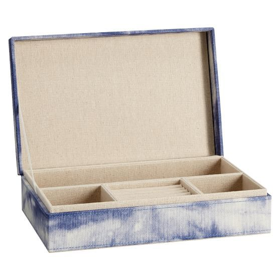 Shibori Jewelry Boxes