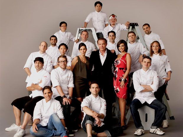 Top Chef Canada announces contestants for Season 2