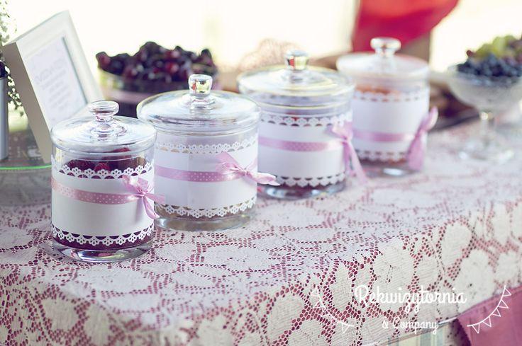 Słodki stół. #rekwizytorniaandcompany #wesele #urodziny #dekoracje #candybar #trójmiasto