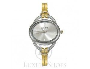 Dámské hodinky Julius zlaté