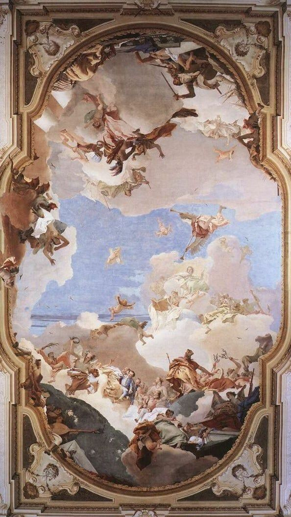 Aesthetic Art And Wallpaper Image In 2019 Baroque