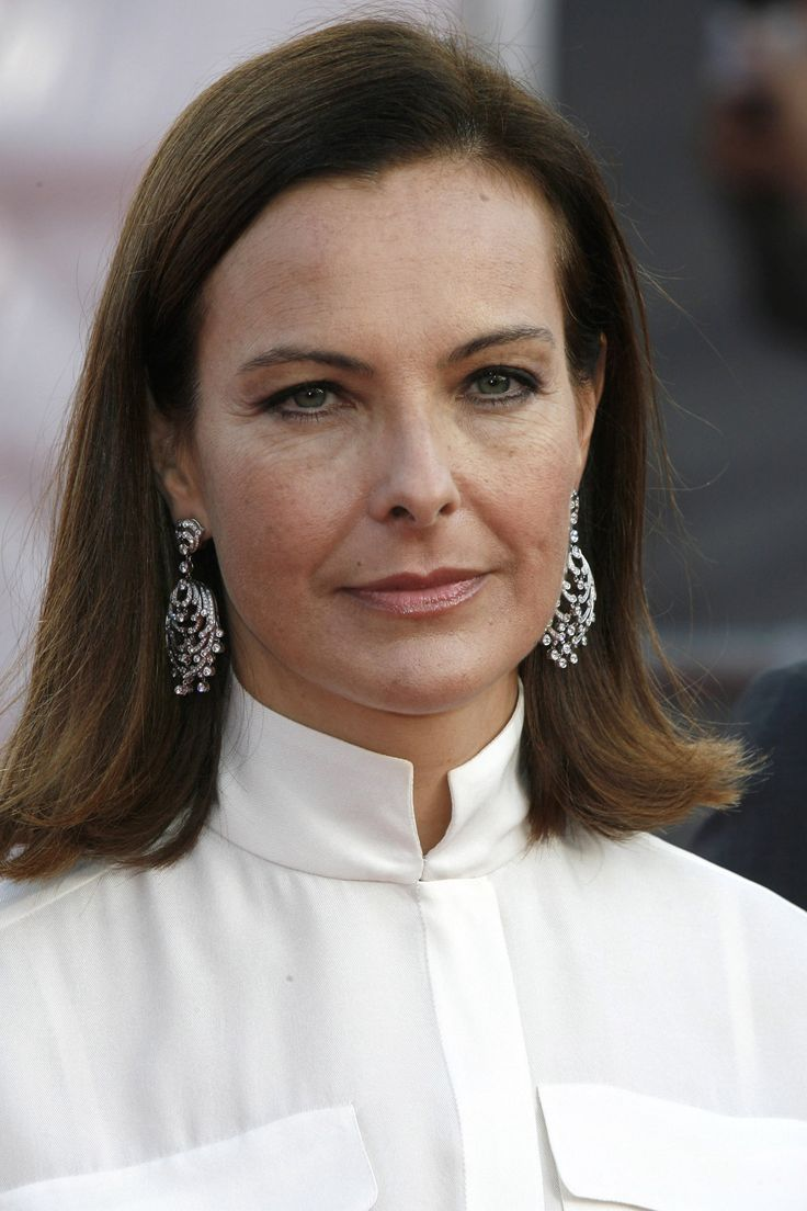 carole bouquet i like her accessories especially. Black Bedroom Furniture Sets. Home Design Ideas