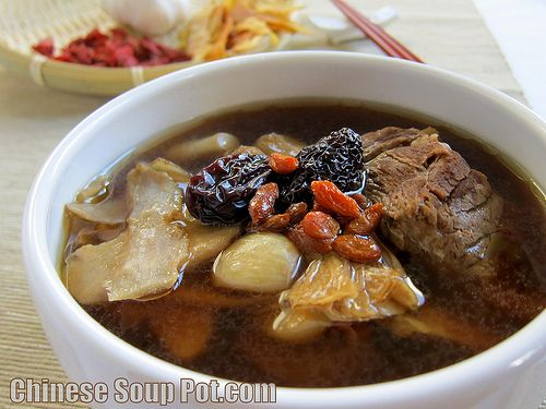 Pork Ribs Tea – Bah Kut Teh (肉骨茶)