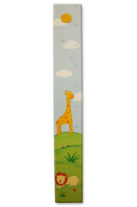 Personalized Baby Growth Chart  Jungle by SharonGoldstein4kids, $54.00