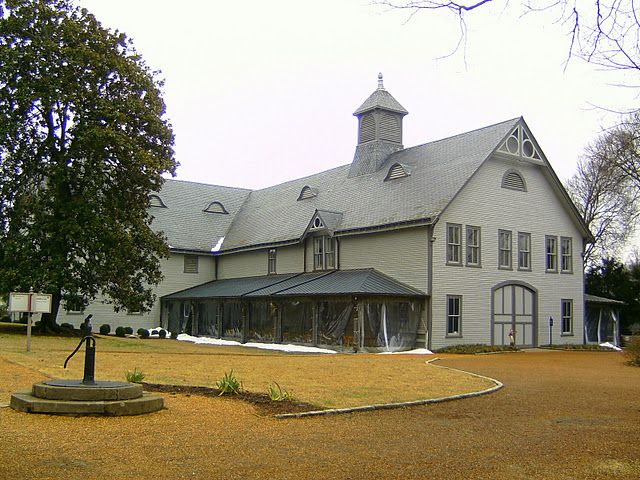 Belle Meade Plantation and Winery, Nashville Tennessee