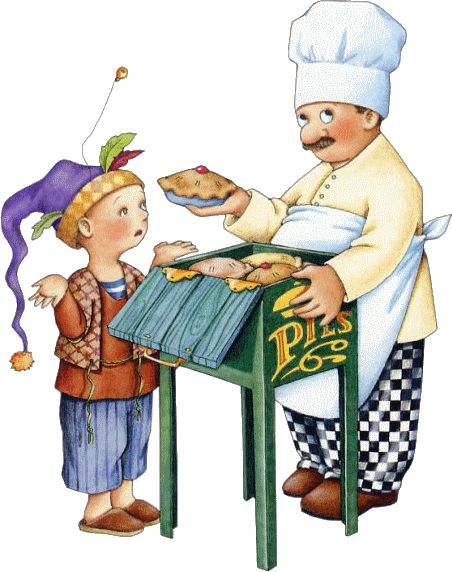 Some pie, please by Mary Engelbreit