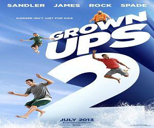 Grown Ups 2 | Film ini melanjutkan kisah kehidupan keluarga-keluarga tersebut semenjak liburan 3 tahun yang lalu. Kali ini mereka akan pulang ke kampung halaman dimana Adam Sandler dan kawan-kawan ...