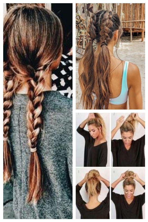 Tumblr Hair Hairstyles Hairstyles For School Teens Braid Plait Messy Casual Hairstylesforschool Hairstylesforsc Hair Styles Tumblr Hair Hairstyles For School