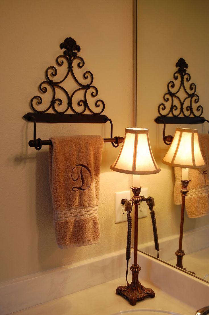 spa bathrooms bathroom towels bathroom ideas towel rod towel bars hobby lobby decor towel holder new books lobbies