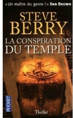 Découvrez La conspiration du temple, de Steve Berry sur Booknode, la communauté du livre
