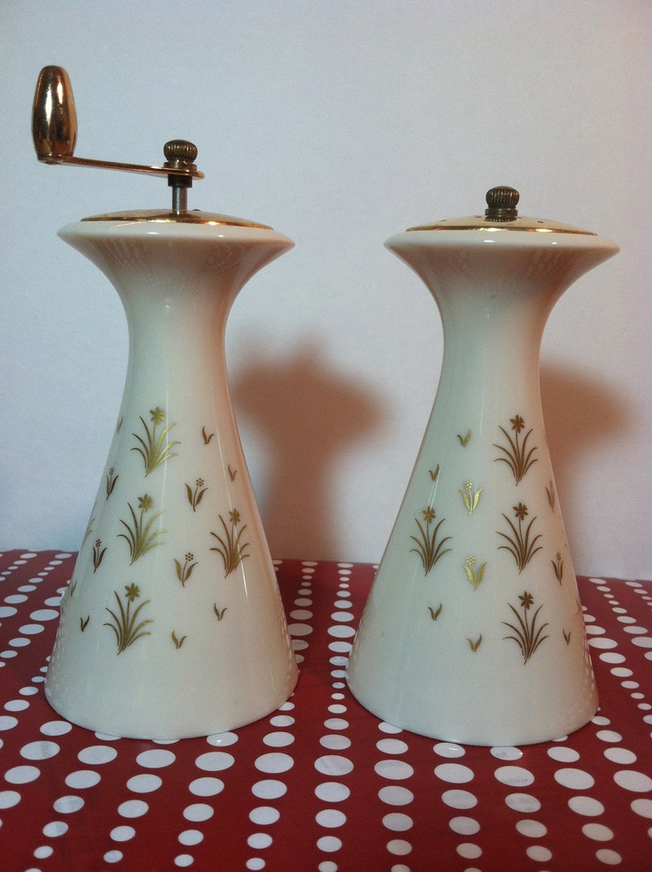 106 Best Ideas About Vintage Salt And Pepper Shakers On
