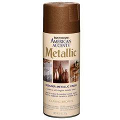 Купить American Accents Metallic Краска с эффектом состаренного металла в Минске