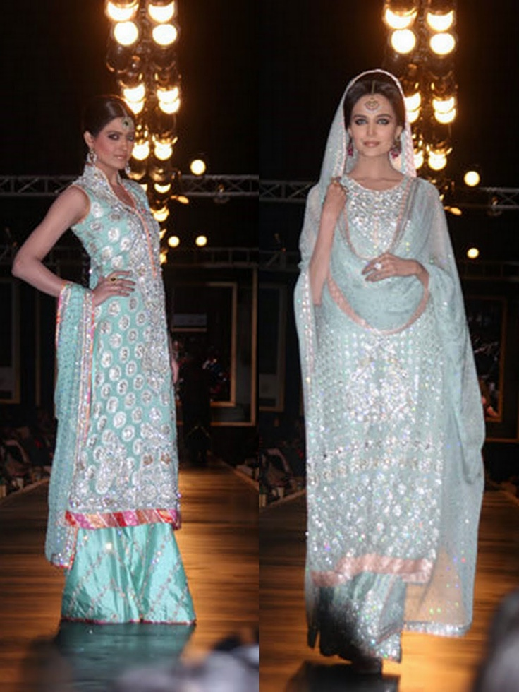 Pakistani Bridal Couture Week - Nomi Ansari