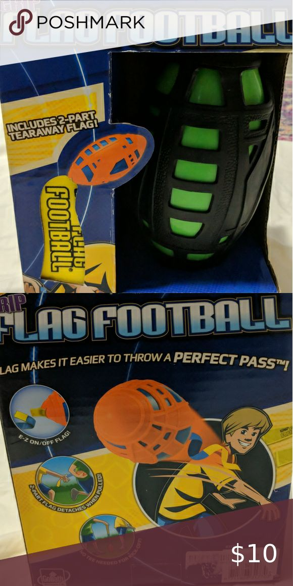 Flag Football By Goliath Boutique in 2020 Flag football