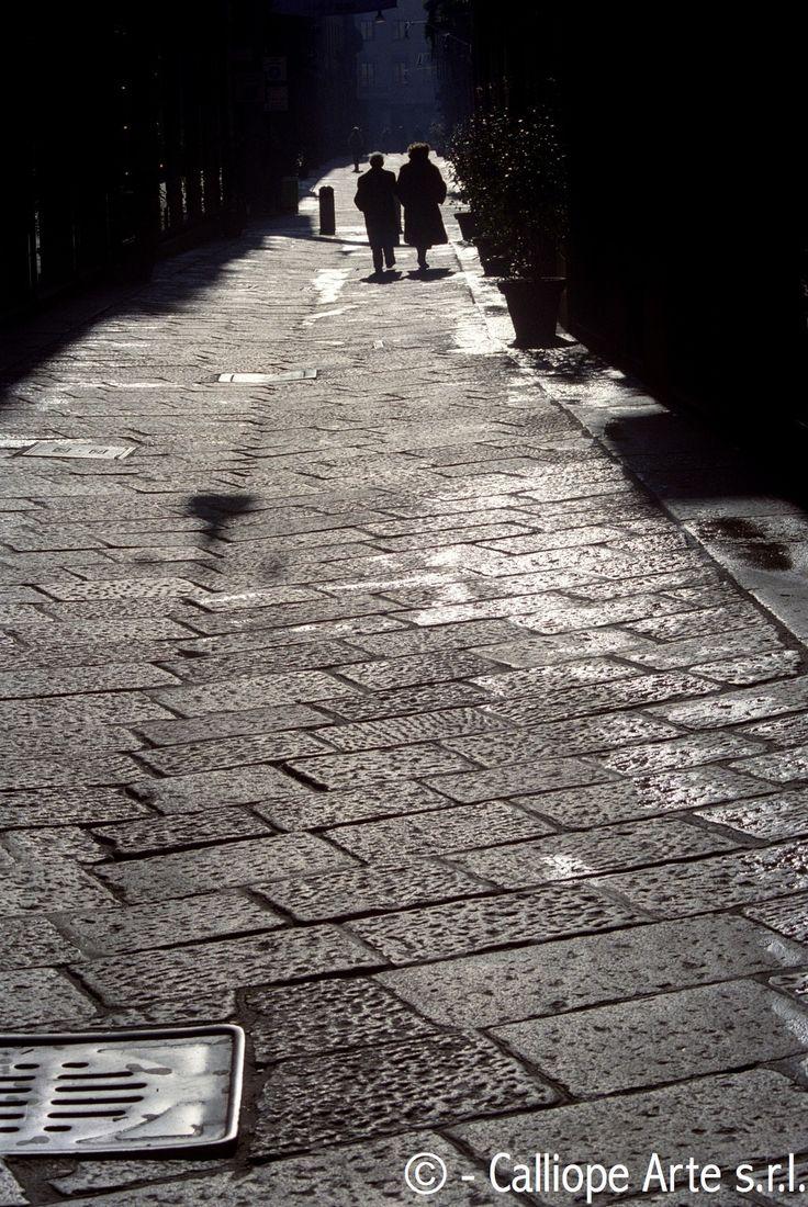 Via della Spiga, Milan.