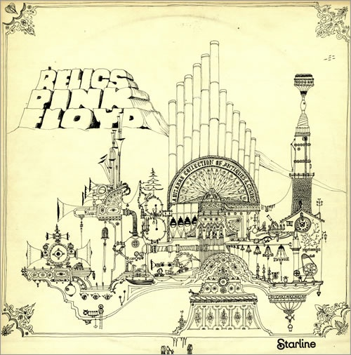 Pink Floyd - Relics original album cover