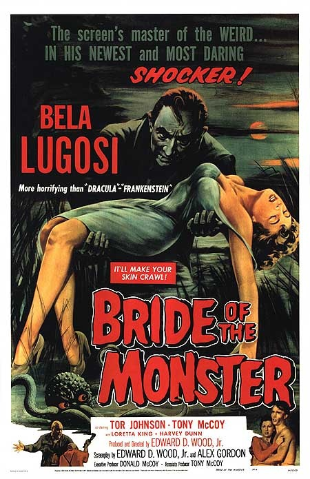 Bride of the Monster.....1955
